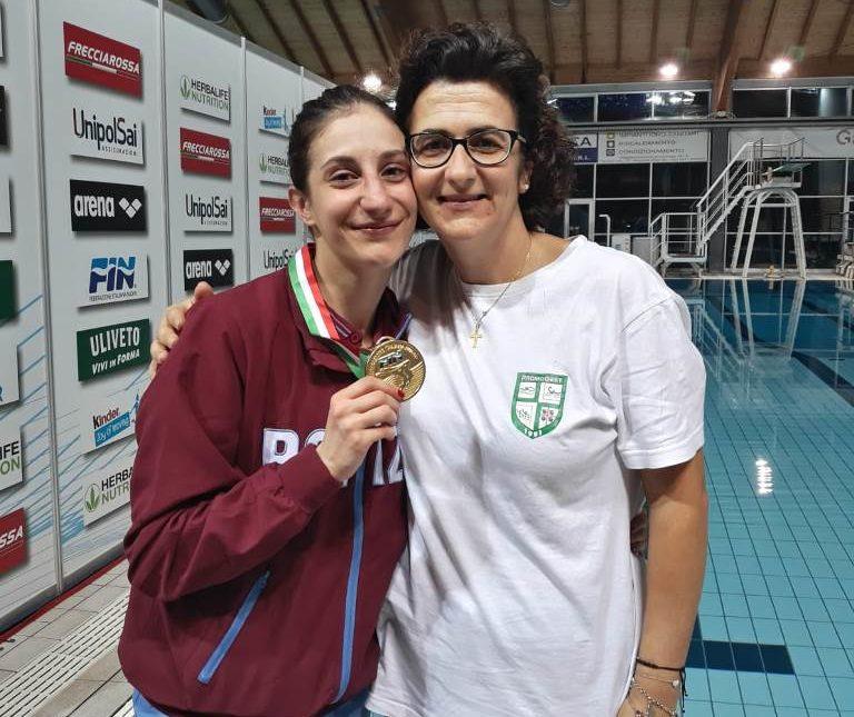 Tutto sul Nuoto Sincronizzato nel nome di Francesca Deidda