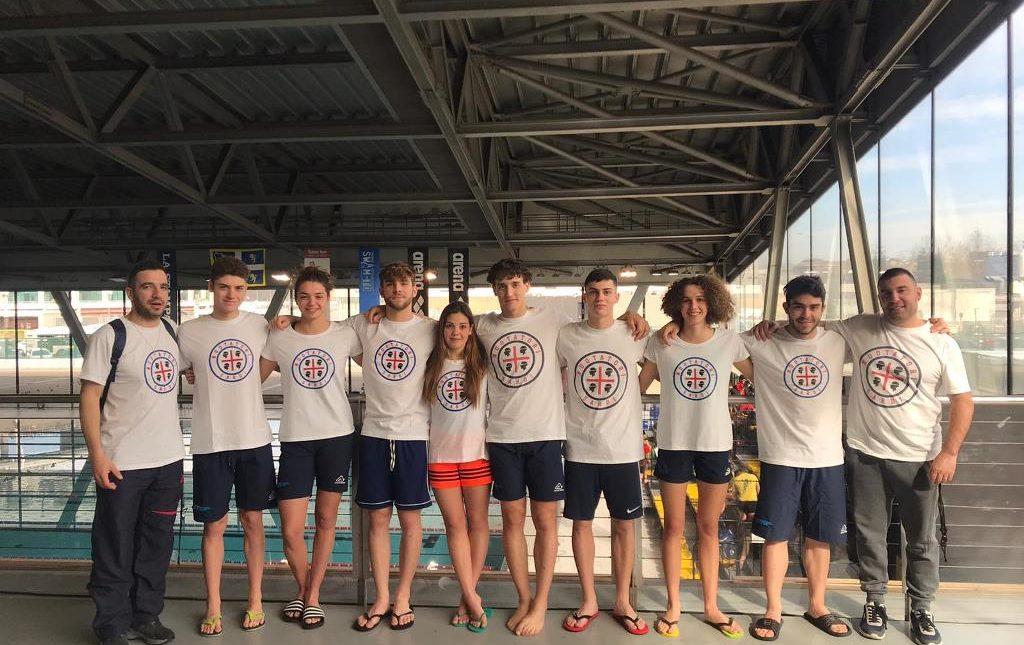 Al Palazzo del Nuoto di Torino è cominciato il prestigioso Trofeo. Ci sono anche i nostri rappresentanti!