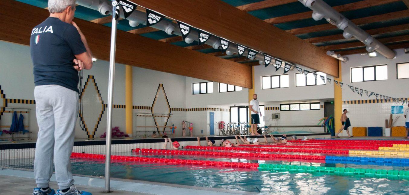 Coronavirus: in Sardegna si riprendono le attività in piscina